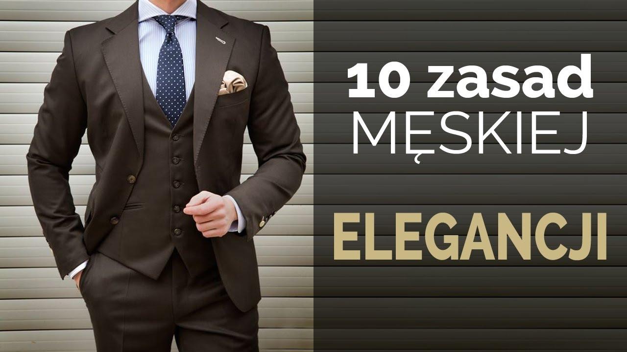 d4008fdf3d85f 10 zasad męskiej elegancji | ZOPHIA Osobista Stylistka - YouTube