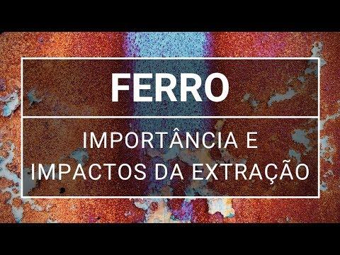 Ferro: Importância E Impactos De Sua Extração