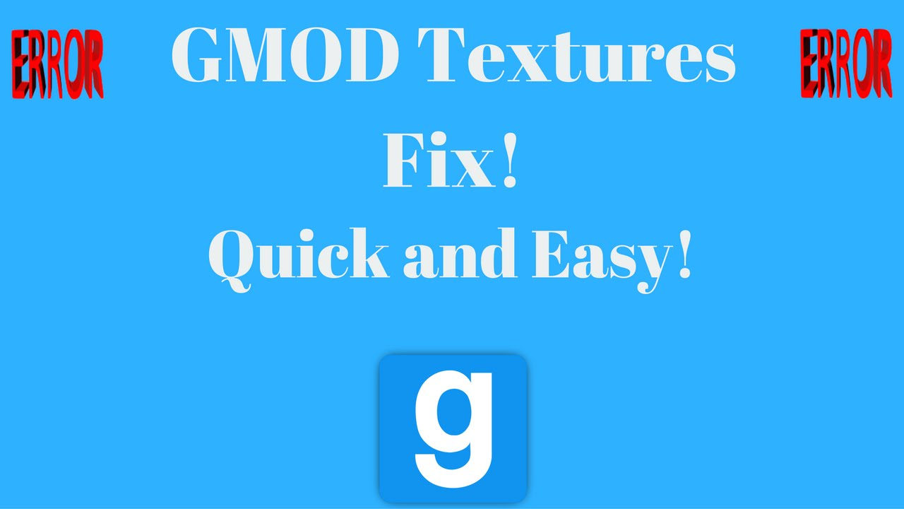 how to install css textures for gmod 13 mac