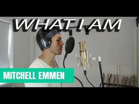 Crown The Empire - what i am (cover by Mitchell Emmen)