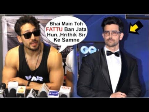 Tiger Shroff SCARED Of Hrithik Roshan AVOIDS Making Him ANGRY At War Movie Promotion