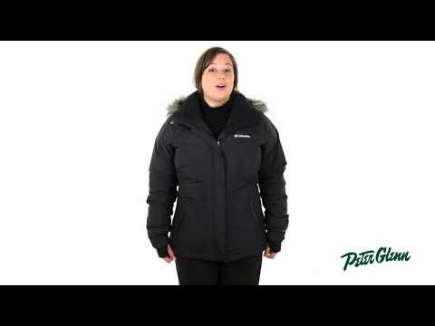 16c64e43d 2016 Columbia Women's Lay D Down Jacket Review by Peter Glenn - YouTube