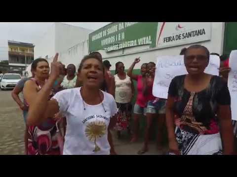 Moradores do Viveiros reclamam da falta de médicos em Unidade Básica de Saúde