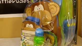 Stephen Joseph Monkey Accessories Gift Wrap Idea