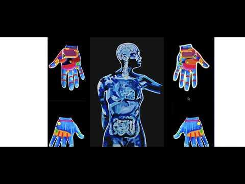 Hand reflexology for knee pain