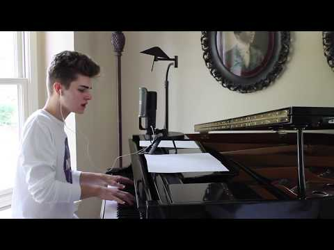 Niall Horan - Too Much To Ask (Cover by Jay Alan)