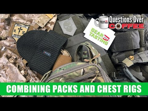 Combining Packs and Chest Rigs - Questions Over Coffee 14