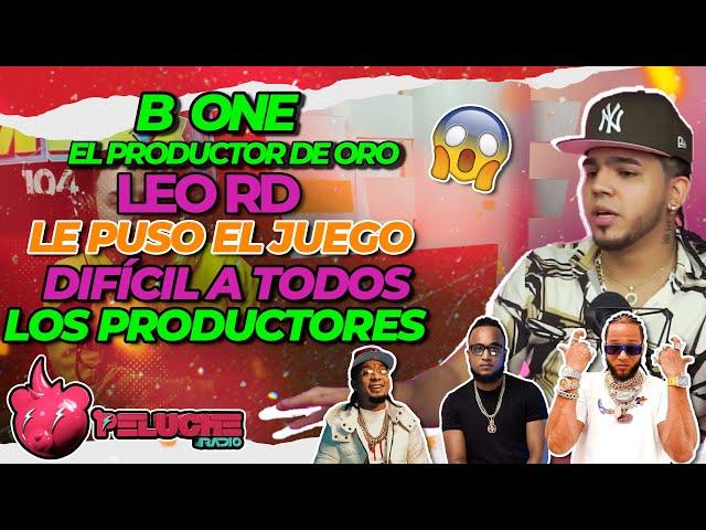 B ONE Productor De Oro | @LeoRd Music  LA PUSO DIFÍCIL 😱 @Rochy RD  SI LE HAGO UN TÉMA SE VA 🌍