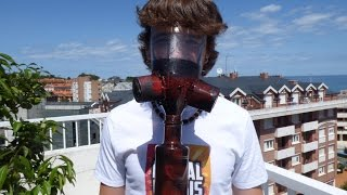 How to make a homemade Gas Mask