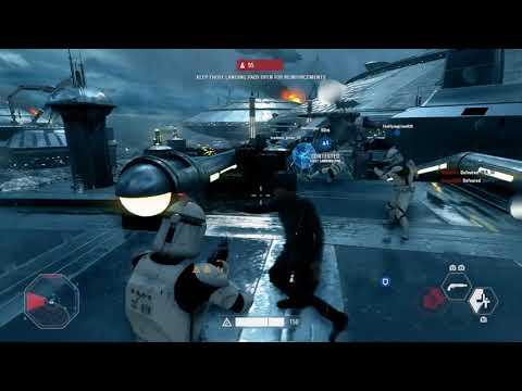 Star Wars Battlefront II: Galactic Assault #92* (Republic) [1080 HD]