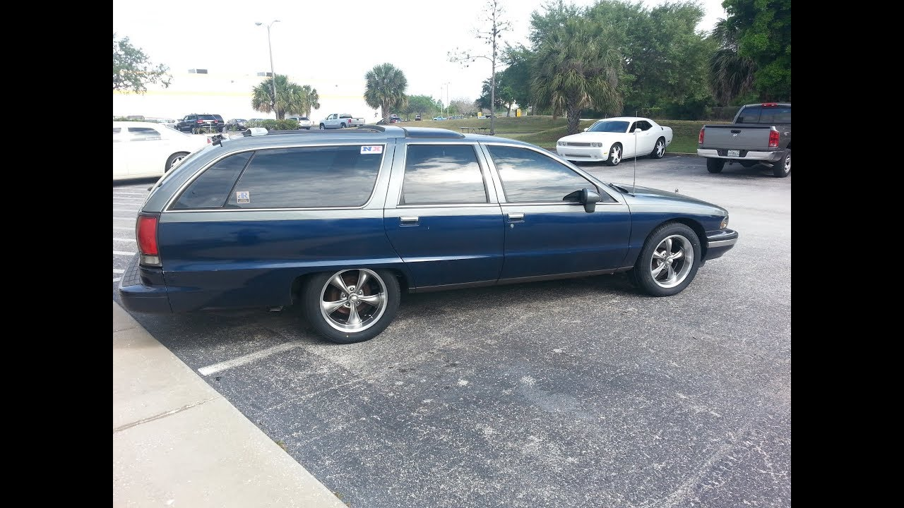 1991 Buick Station Wagon My Lady Of The Night
