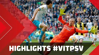 HIGHLIGHTS   Vitesse - PSV