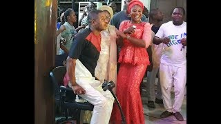 Yinka Ayefele Show Off His Dance As Popular Gospel Artist Sings,Mike Abdul & Shola Allyson Storm In