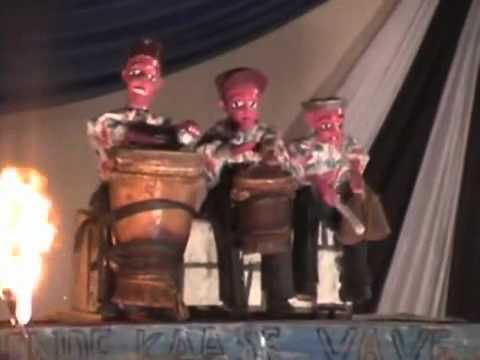 Tiv Kwagh-hir Dancers of Benue State