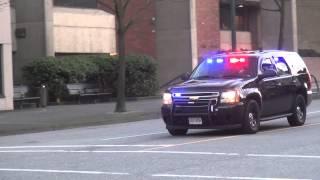 Vancouver Police K9 Unit Responding