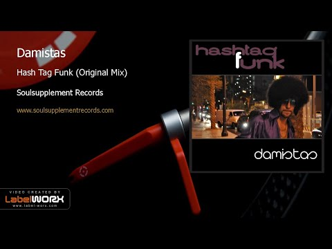 Damistas - Hash Tag Funk (Original Mix)