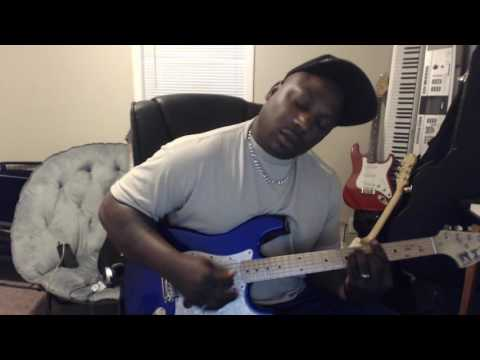 Bobi Wildfire Comping Rhythm Chords under Marvin Gaye