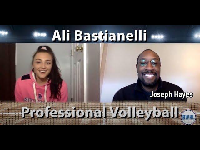 Marysville's Bastianelli settles into pro career