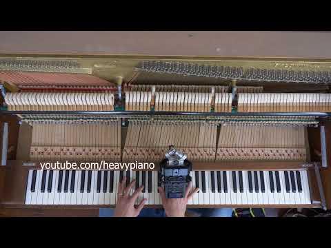 Fleet Foxes - Tiger Mountain Peasant Song (piano)