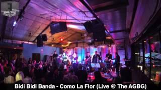 Bidi Bidi Banda - Como La Flor (Live @ The ABGB, Austin, TX) - Selena Tribute