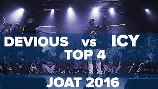 Devious vs Icy | Semi-Finals | JOAT 2016