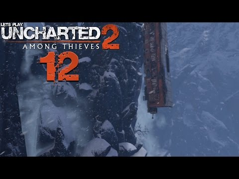 UNCHARTED 2 #12 [HD60/PS4] - Himalaya Express