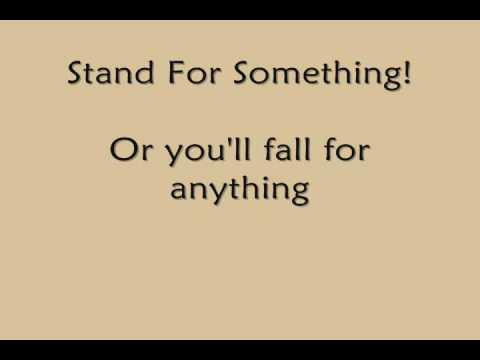 Stand For Something - Skindred (Lyrics in video)