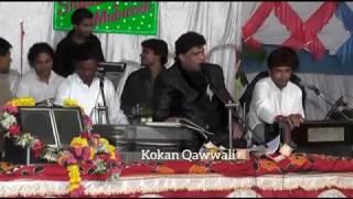 Murad Aatish Qawwali | Ek Nazar Dekha jo Tujh ko Chandni Acchi Lagi | Nizampur | Kokan Qawwali