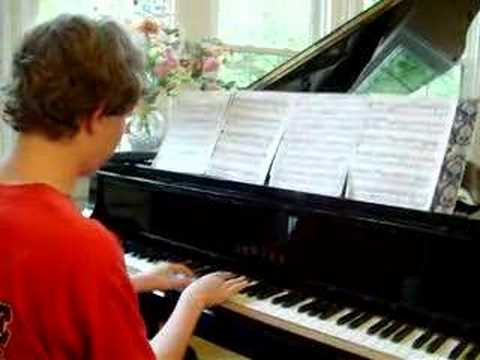 The Entertainer (better piano)