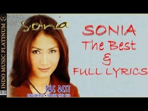 SONIA - The Best Of Sonia - FULL ALBUM & FULL LYRICS - [Album 4 - 2004] Playlist !!! 720p HD