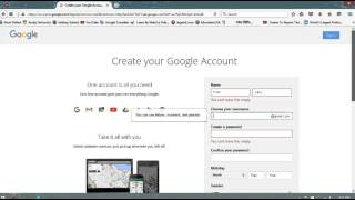 how to create a new email account in bangla tutorial