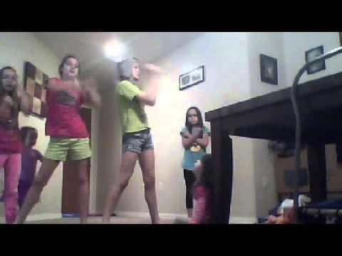 CALIFORNIA GIRLS DANCE!!!!!!!!