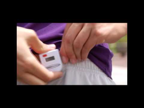 How to Use a Pedometer