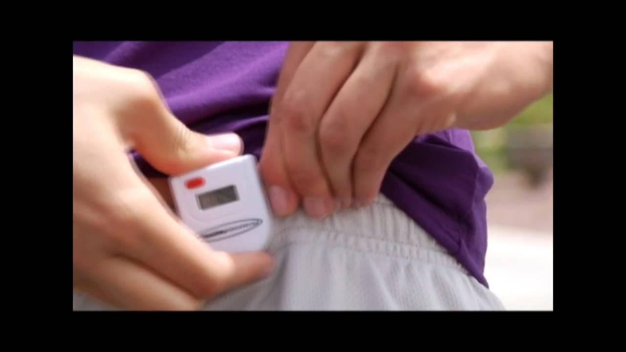 how to make a pedometer