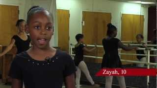 Angelina Ballerina Artist Residency Project
