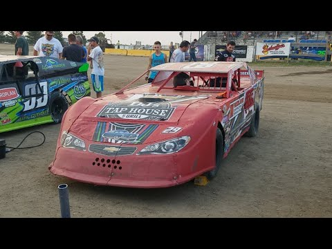 🔴Jeff Crouse Racing Live🔴 Viking Speedway.  9/3/17