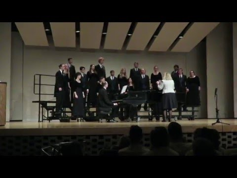 Grand Haven High School Choral Ensemble - Duerme Negrito