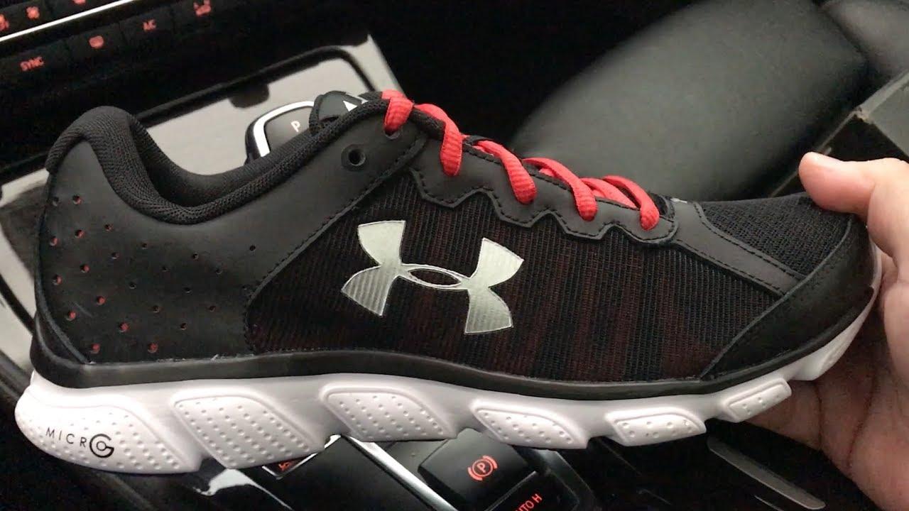 więcej zdjęć 100% jakości super tanie Under Armour Assert 6 Running Shoes