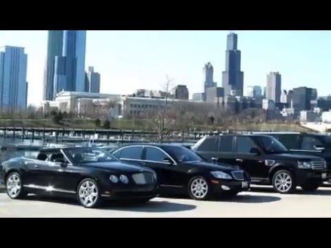 Imagine Lifestyles Luxury Car Rentals Chicago Black Fleet