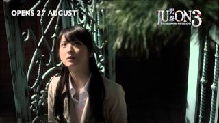 JU ON 3: The Beginning Of The End Official Trailer - Opens 27 Aug In Indonesia