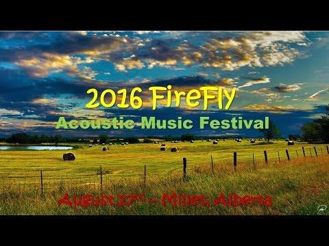 2016 FireFly Acoustic Music Festival Promo