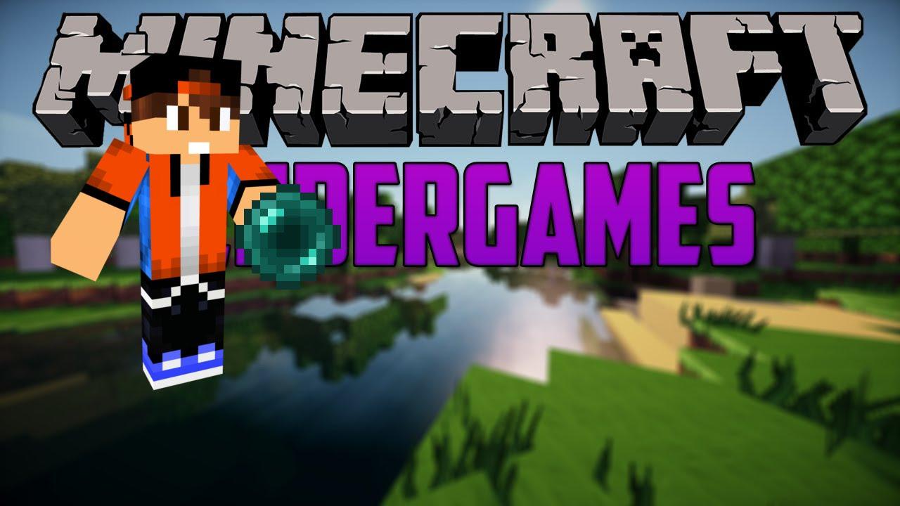 Ich Liebe Das Kit Barbar Lets Play Minecraft Ender Games YouTube - Minecraft ender games kostenlos spielen