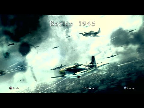 Blazing Angels: Squadrons Of WWII | Mission 20 | Berlin 1945
