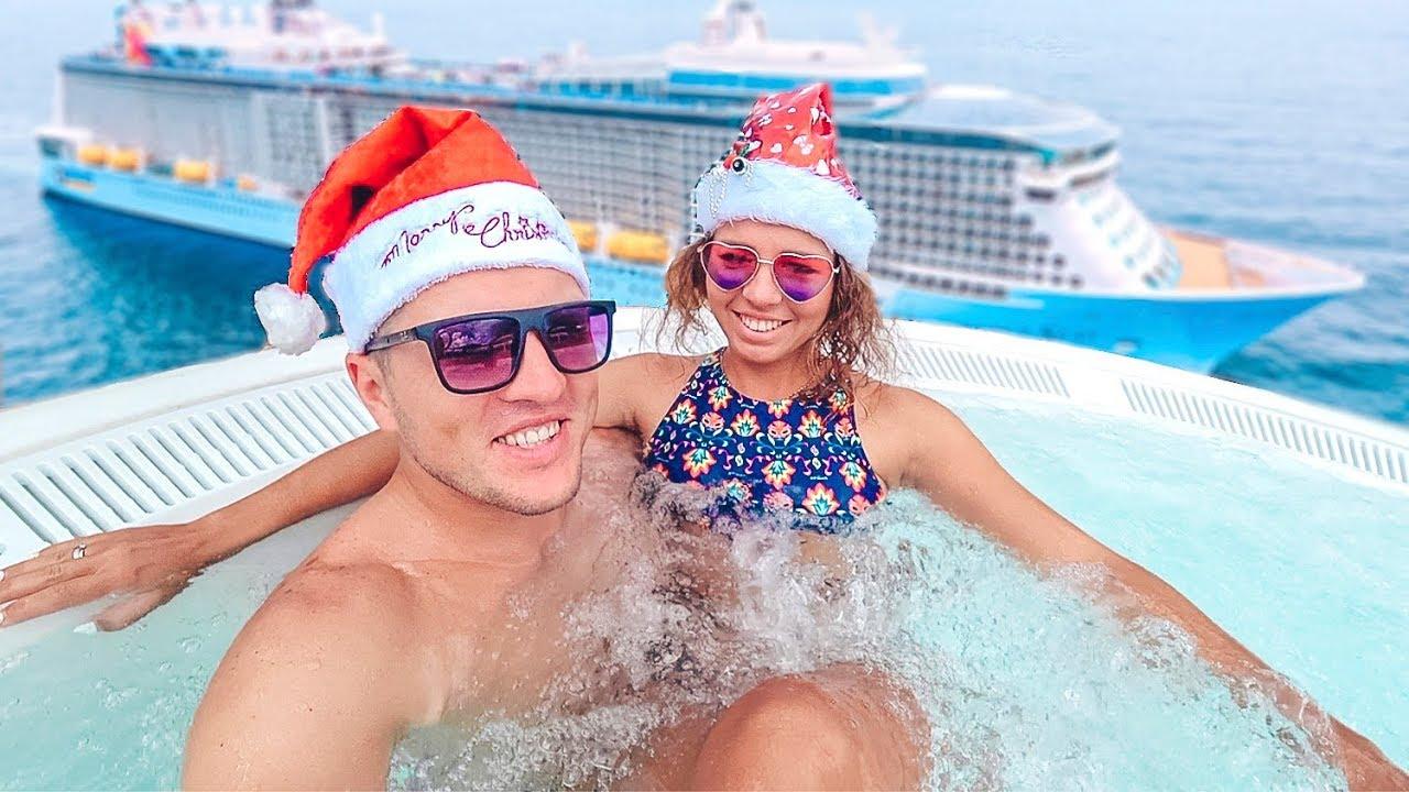Урвали Новогодний круиз за 465$ на лайнер от Royal Caribbean