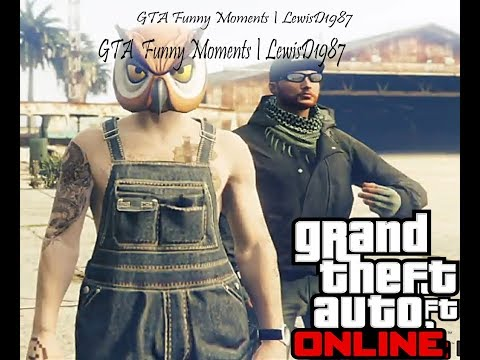 Gta 5 funny moments #2