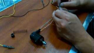 Pruebas Electricas Valvula IAC