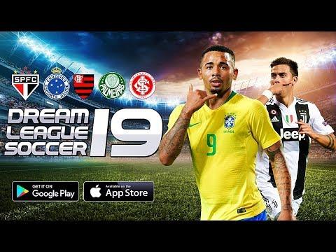 NOVIDADES!! DREAM LEAGUE SOCCER 19 COM NARRAÇÃO BRASILEIRA E TIMES DO BRASIL + ÚLTIMAS NOTÍCIAS