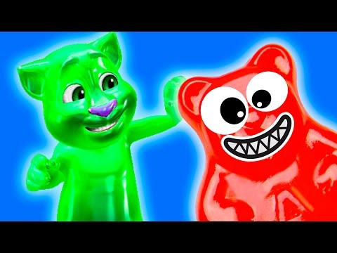 Игра Говорящий кот Том 2 онлайн Talking Tom Cat 2