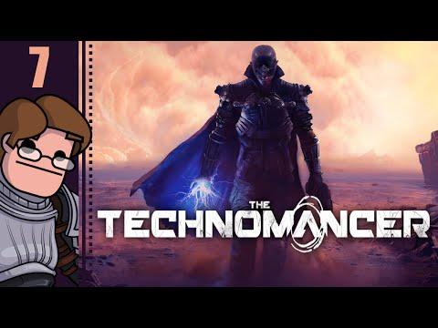 Let's Play The Technomancer Part 7 - Big Beg