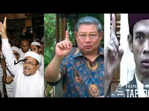 Ajakan Rizieq, SBY, dan UAS untuk pilih nomor 1 (ayo, tunggu apa lagi !)